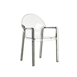 Tosca | Visitors chairs / Side chairs | Magis