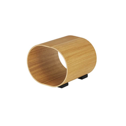 Log stool | Poufs | Swedese