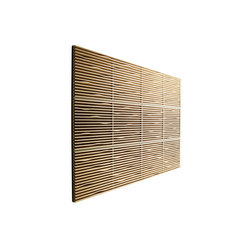 Noton acoustic panel | Wood panels | Swedese