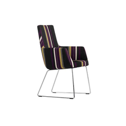 Happy armchair | Visitors chairs / Side chairs | Swedese