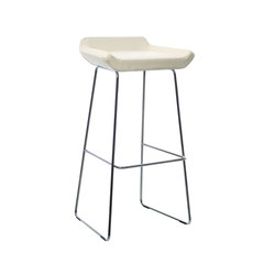 Happy higher bar stool | Taburetes de bar | Swedese