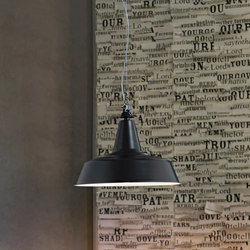 Huna Suspension lamp | General lighting | FontanaArte