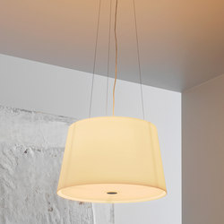 Passion Suspension lamp | General lighting | FontanaArte
