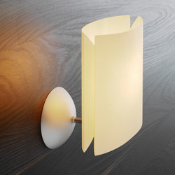 Sara Wall lamp | General lighting | FontanaArte