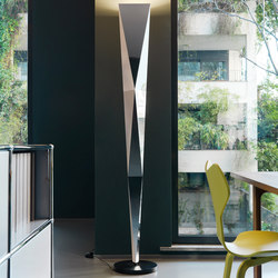 Vertigo Floor lamp | General lighting | FontanaArte