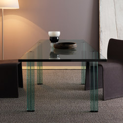 Teso Table | Dining tables | FontanaArte