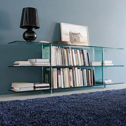 Teso Console | Shelving systems | FontanaArte