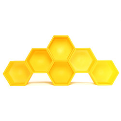 Honeycomb | Space dividers | Quinze & Milan
