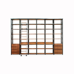 Bookcase | Office shelving systems | Dessiè