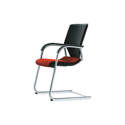 Modus Medium 287/7 | Visitors chairs / Side chairs | Wilkhahn