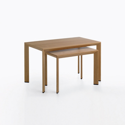 Chamfer table | Coffee tables | Karl Andersson