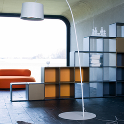 q68_partition_gold cubric_deep orange | Room dividers | qubing.de