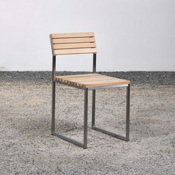 Chair on_11 | Garden chairs | Silvio Rohrmoser