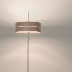 Circle | Free-standing lights | Akari-Design