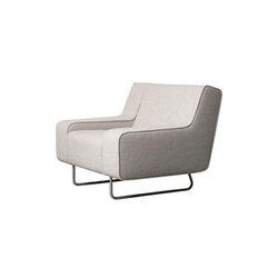 Brown Armchair | Sillones lounge | Palau