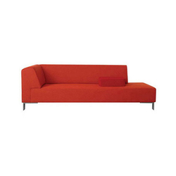 Finch Metal Chaise Longue | Dormeuse | Palau