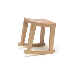 Rocker stool | Hocker | Context Furniture