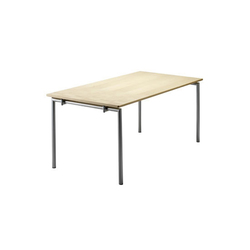 Flex Folding table round legs | Mesas multiusos | Randers+Radius
