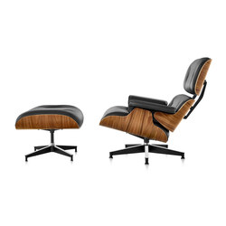 Eames Lounge Chair and Ottoman | Fauteuils d'attente | Herman Miller