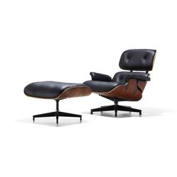 Poltrone sedute eames lounge chair ottoman herman miller - Chaise eames montreal ...