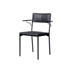 Laszlo Chair with armrests | Restaurant chairs | Palau