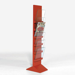 Front Freestanding FRET 2566 | Brochure / Magazine display stands | Karl Andersson