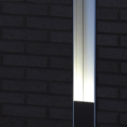 Dolma 80 Outdoor | Outdoor recessed wall lights | Kreon