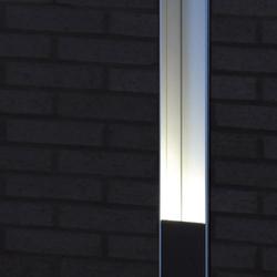 Dolma 80 Outdoor | Outdoor recessed wall lights | Kreon