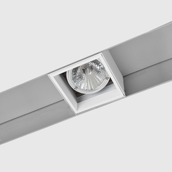 Prologe 145 in-Line/in-Dolma single/single directional | Track lighting | Kreon