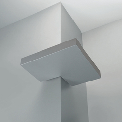 Onn-Corner Positive Indirect | Wall-mounted spotlights | Kreon