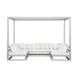Pérgola sofa | Gazebos | GANDIABLASCO