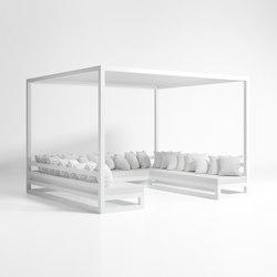 Pergola Sofa | Pavillons de jardin | GANDIABLASCO