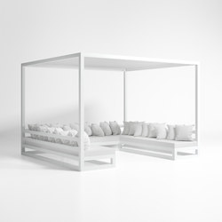 Pergola Sofa | Pavillons | GANDIABLASCO