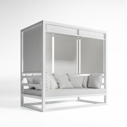 Al Fresco Sofa | Gazebos | GANDIABLASCO