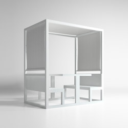 Merendero | Table-seat combinations | GANDIABLASCO