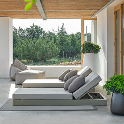 Chill Bed with Backrest | Sun loungers | GANDIABLASCO