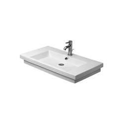 2nd floor - Washbasin | Wash basins | DURAVIT