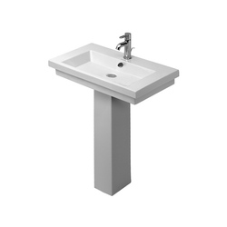 2nd floor - Pedestal | Wash basins | DURAVIT
