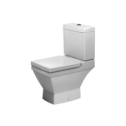 2nd floor - Toilet close-coupled | Toilets | DURAVIT