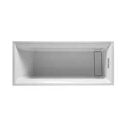 2nd floor - Bathtub | Built-in baths | DURAVIT