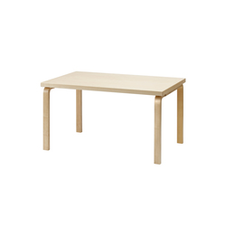 Aalto table rectangular 82B | Tables de restaurant | Artek