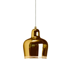 "Pendant Light A330S ""Golden Bell"" 