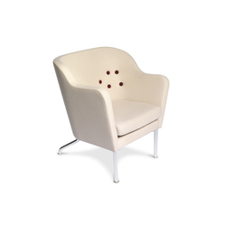 Beatrix Easychair | Lounge chairs | Källemo
