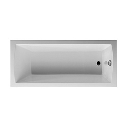 Daro - Bathtub | Built-in bathtubs | DURAVIT
