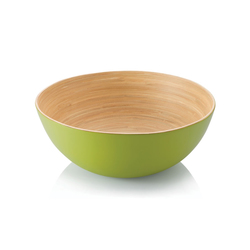 Coiled Bamboo Salad Bowl | Serving tools | bambu