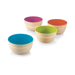 Coiled Mini Me Outside In Bowl | Schalen | bambu