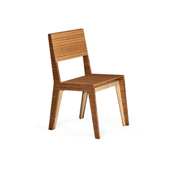 Hollow Dining Chair | Sedie | Brave Space Design