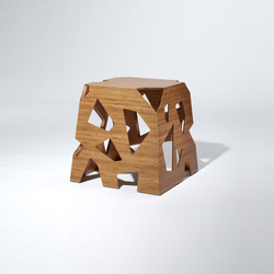 CNC Table Spring | Side tables | Rick Lee Design