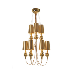 Josephine mini queen 6.3 candelabro | General lighting | Metalarte