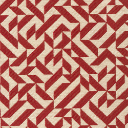 Eclat Weave Scarlet | Tessuti | KnollTextiles